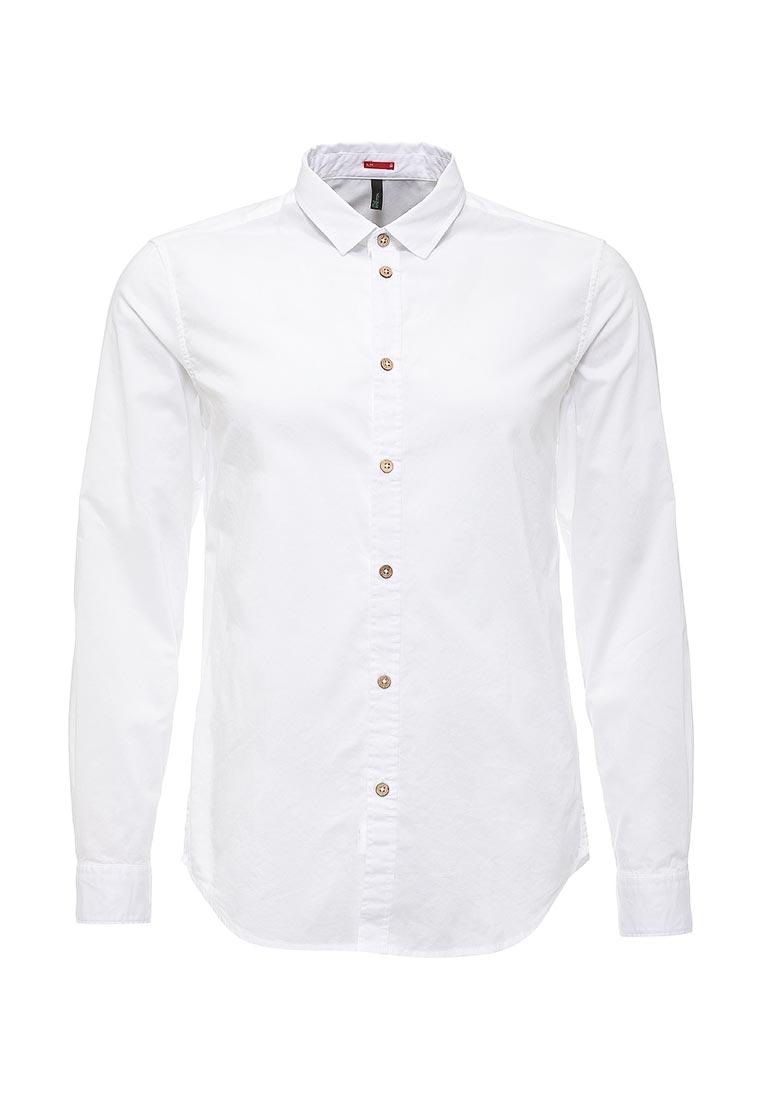 Рубашка с длинным рукавом United Colors of Benetton (Юнайтед Колорс оф Бенеттон) 5JO15QCW8
