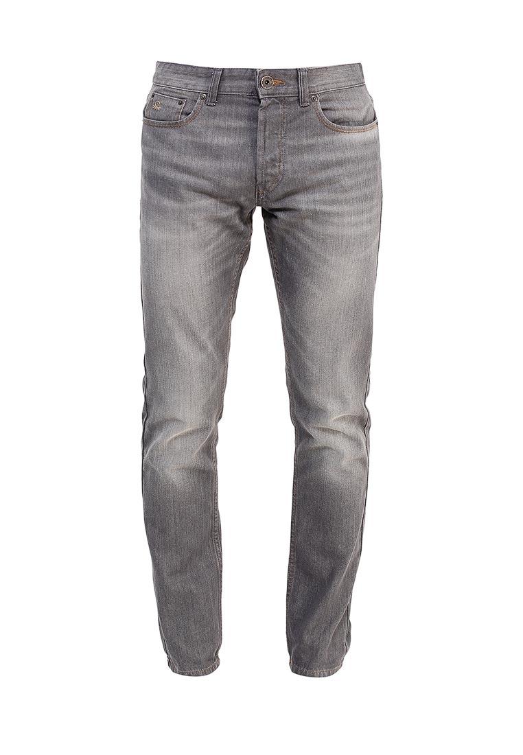 Мужские прямые джинсы United Colors of Benetton (Юнайтед Колорс оф Бенеттон) 4AL35788L