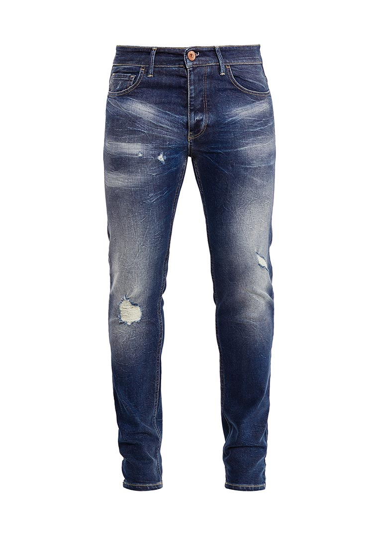 Зауженные джинсы United Colors of Benetton (Юнайтед Колорс оф Бенеттон) 4DH4578X8