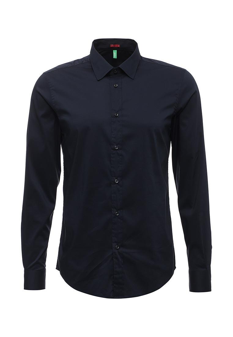Рубашка с длинным рукавом United Colors of Benetton (Юнайтед Колорс оф Бенеттон) 5AWR5QE28