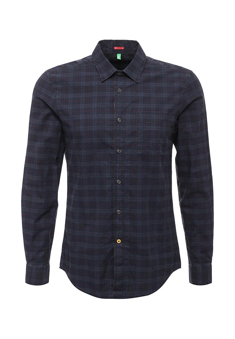 Рубашка с длинным рукавом United Colors of Benetton (Юнайтед Колорс оф Бенеттон) 5CBL5QDM8
