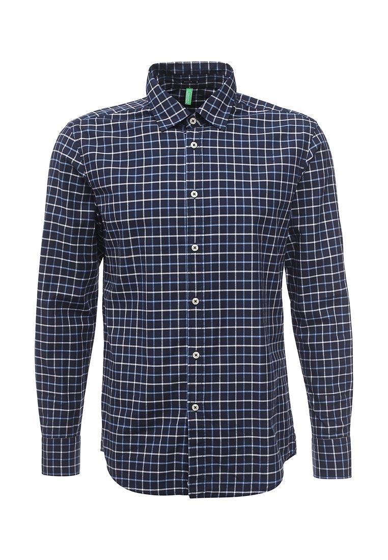 Рубашка с длинным рукавом United Colors of Benetton (Юнайтед Колорс оф Бенеттон) 5DBY5QDY8