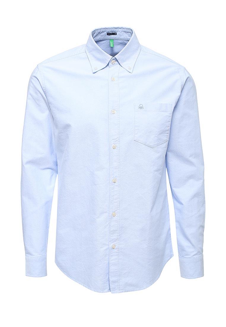 Рубашка с длинным рукавом United Colors of Benetton (Юнайтед Колорс оф Бенеттон) 5SB05QDW8