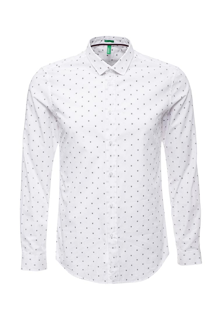 Рубашка с длинным рукавом United Colors of Benetton (Юнайтед Колорс оф Бенеттон) 5UQ15QEE8