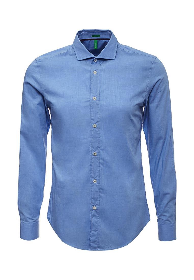 Рубашка с длинным рукавом United Colors of Benetton (Юнайтед Колорс оф Бенеттон) 5UR95QEF8