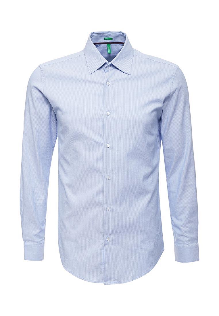 Рубашка с длинным рукавом United Colors of Benetton (Юнайтед Колорс оф Бенеттон) 5UW35QED8