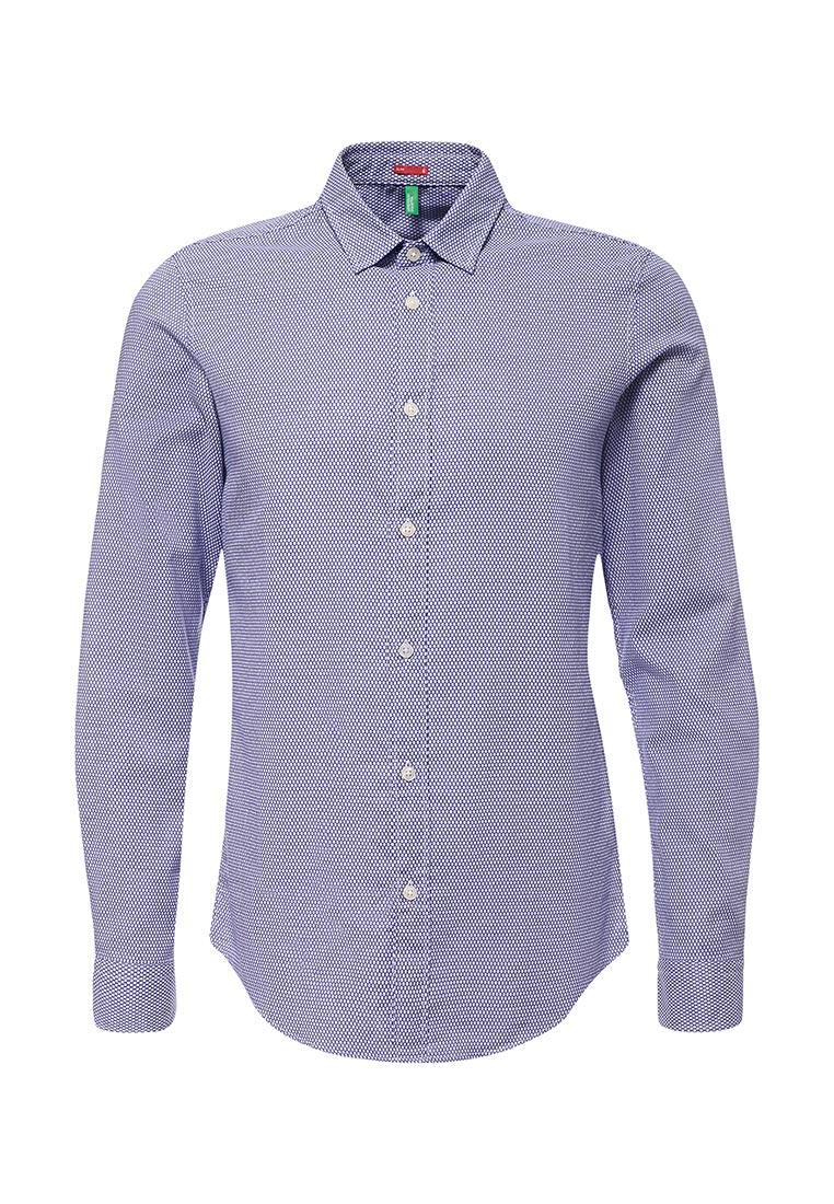 Рубашка с длинным рукавом United Colors of Benetton (Юнайтед Колорс оф Бенеттон) 5WO75QER8