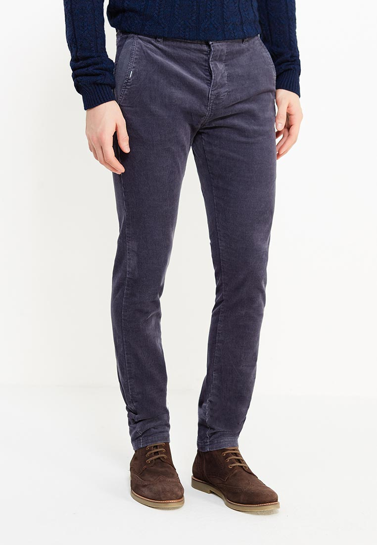 Мужские зауженные брюки United Colors of Benetton (Юнайтед Колорс оф Бенеттон) 4ED755C08