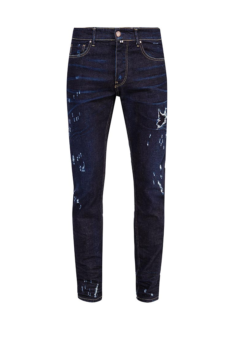 Зауженные джинсы United Colors of Benetton (Юнайтед Колорс оф Бенеттон) 4DH457988