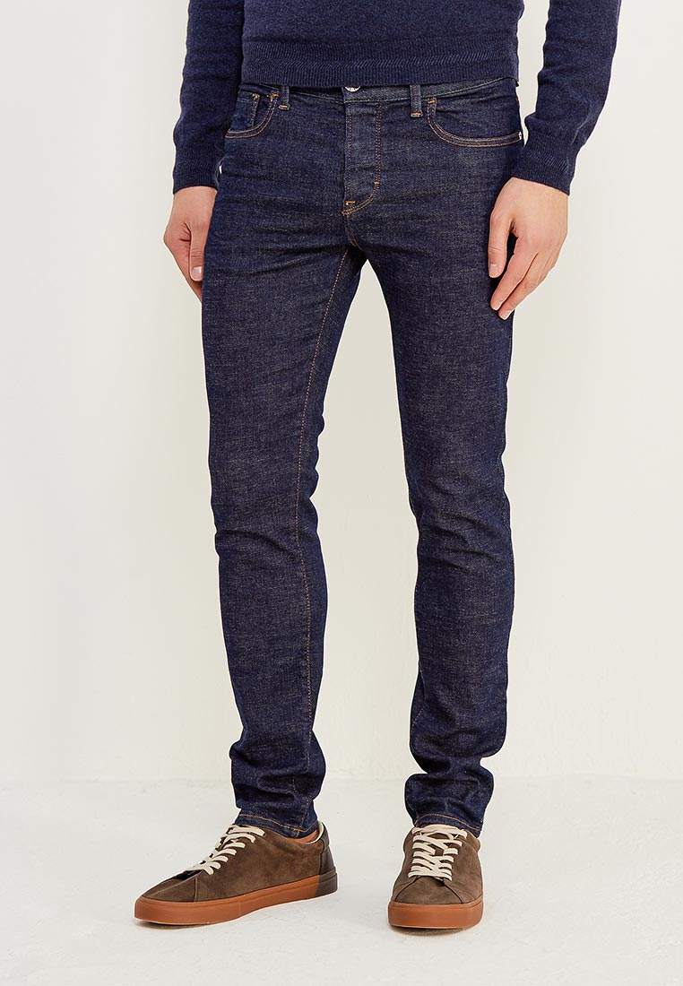 Зауженные джинсы United Colors of Benetton (Юнайтед Колорс оф Бенеттон) 4UK455C68