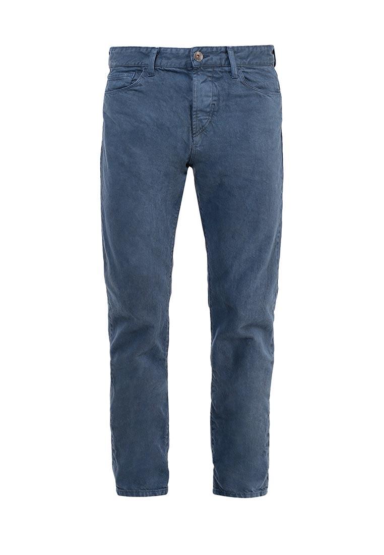 Зауженные джинсы United Colors of Benetton (Юнайтед Колорс оф Бенеттон) 4S8P55CF8