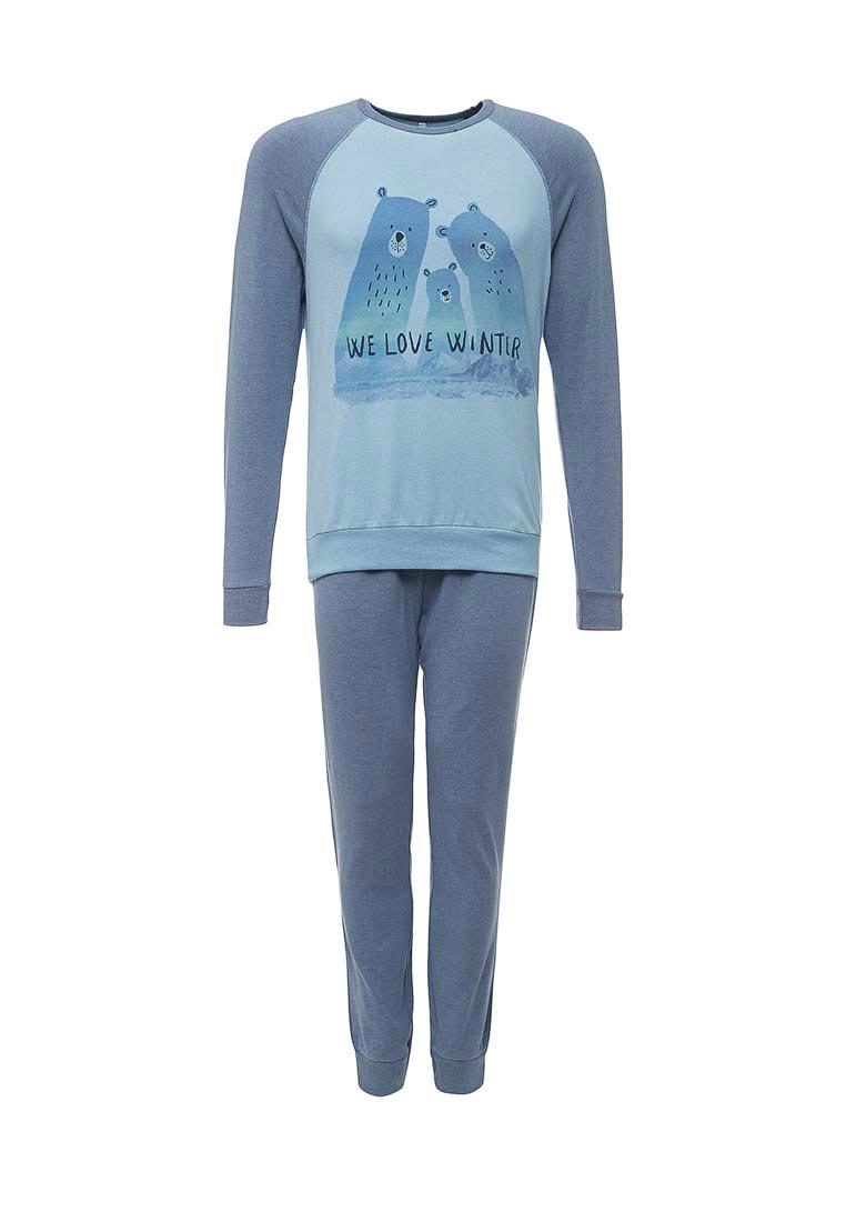 Пижама United Colors of Benetton (Юнайтед Колорс оф Бенеттон) 3L334P1JE