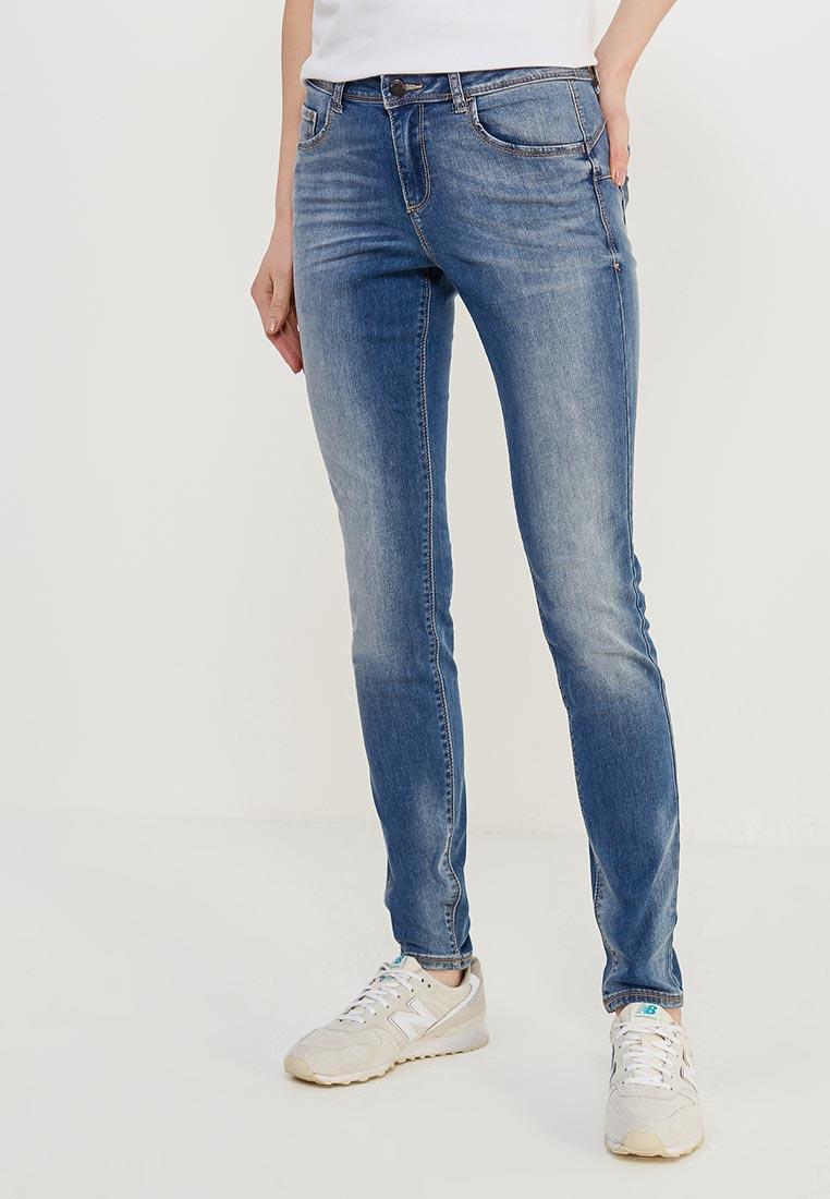 Зауженные джинсы United Colors of Benetton (Юнайтед Колорс оф Бенеттон) 4AL1573F4