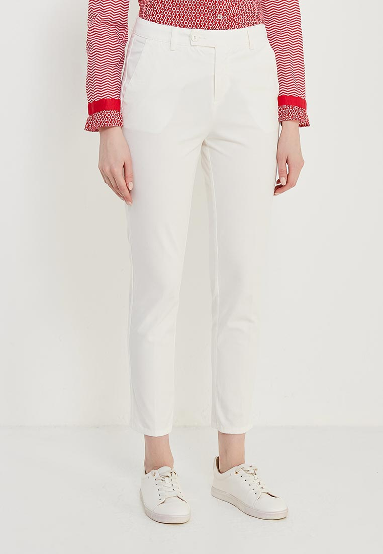 Женские зауженные брюки United Colors of Benetton (Юнайтед Колорс оф Бенеттон) 4BW4556X4