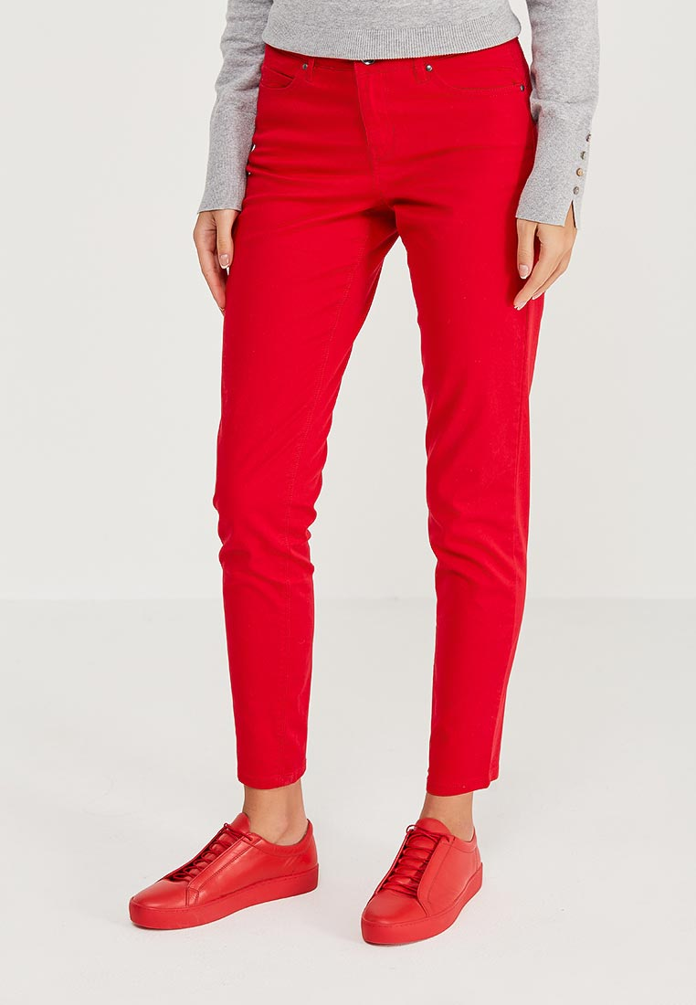 Женские зауженные брюки United Colors of Benetton (Юнайтед Колорс оф Бенеттон) 4BYW572V3