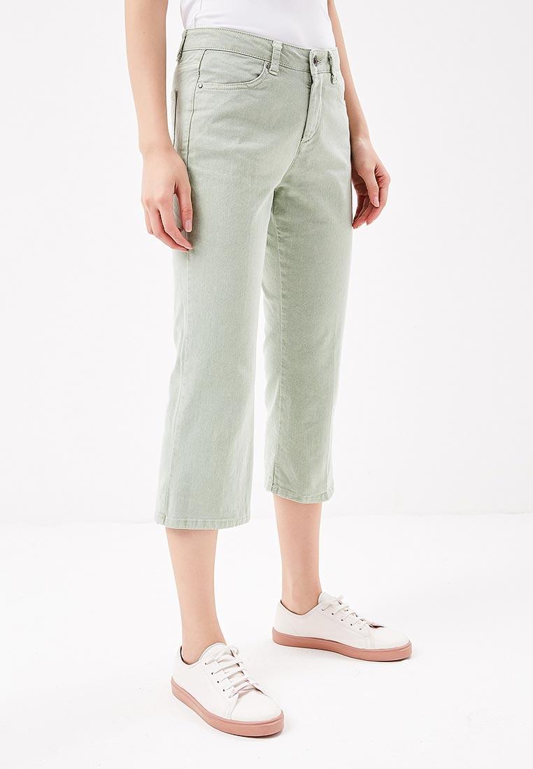 Женские прямые брюки United Colors of Benetton (Юнайтед Колорс оф Бенеттон) 4WP157395