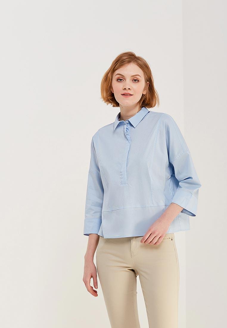 Женские рубашки с длинным рукавом United Colors of Benetton (Юнайтед Колорс оф Бенеттон) 5AWR5Q8T3