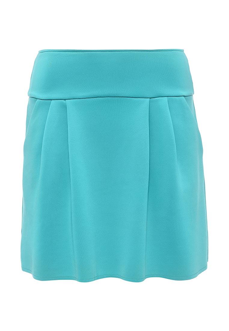 Прямая юбка United Colors of Benetton (Юнайтед Колорс оф Бенеттон) 3AC5P0216