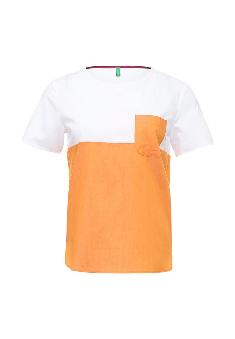 Футболка с коротким рукавом United Colors of Benetton (Юнайтед Колорс оф Бенеттон) 5AW85Q725