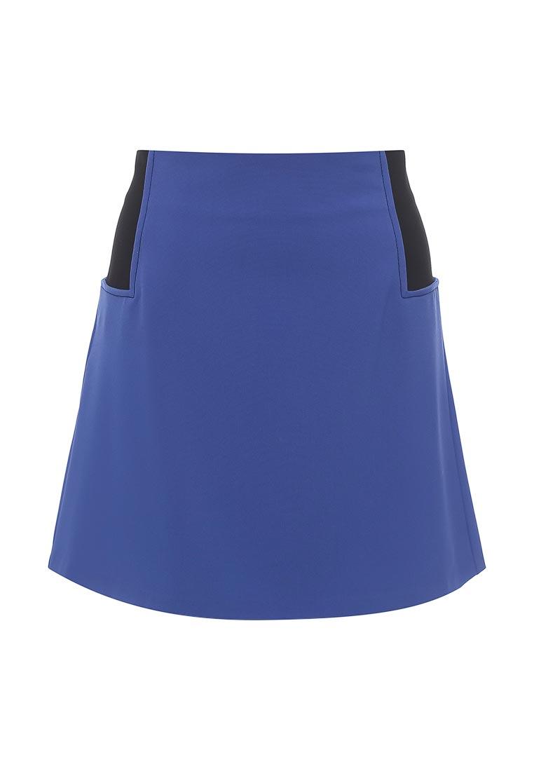 Прямая юбка United Colors of Benetton (Юнайтед Колорс оф Бенеттон) 4CWK504K5