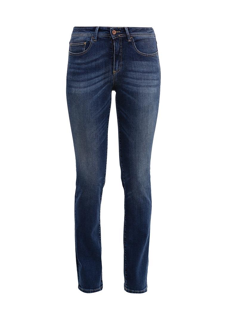 Прямые джинсы United Colors of Benetton (Юнайтед Колорс оф Бенеттон) 4S4NZ70A4