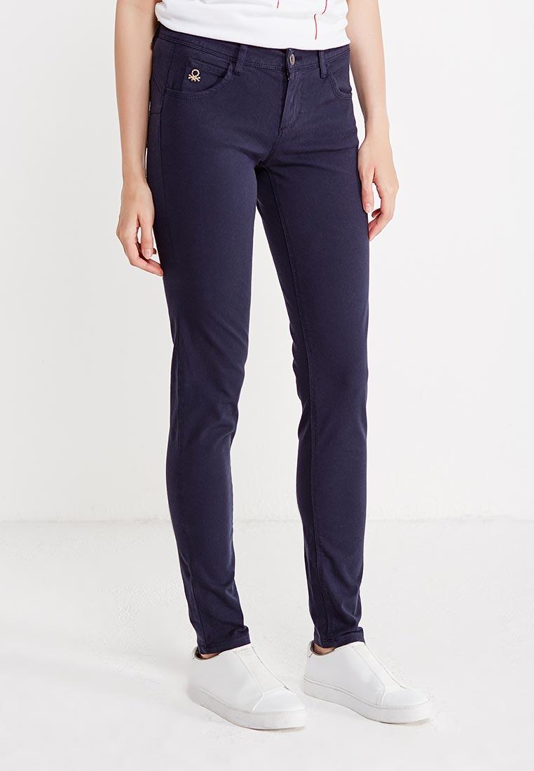 Женские зауженные брюки United Colors of Benetton (Юнайтед Колорс оф Бенеттон) 4BW4572O5