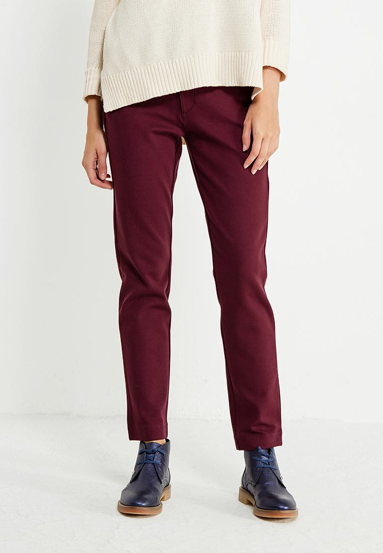 Женские зауженные брюки United Colors of Benetton (Юнайтед Колорс оф Бенеттон) 4DI4555H5