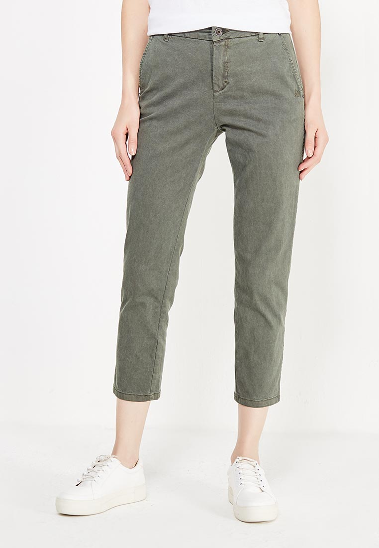 Женские зауженные брюки United Colors of Benetton (Юнайтед Колорс оф Бенеттон) 4GD5556L5