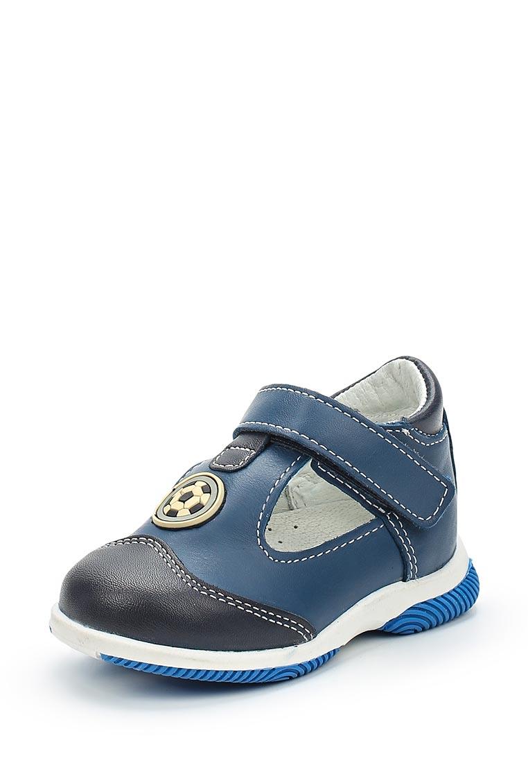 Ботинки для мальчиков Unichel 0Р0833
