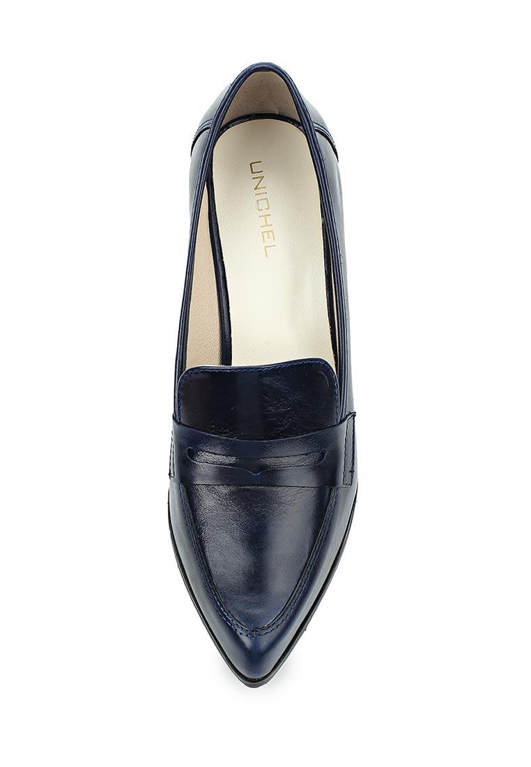 Женские туфли Юничел 5F2933: изображение 4