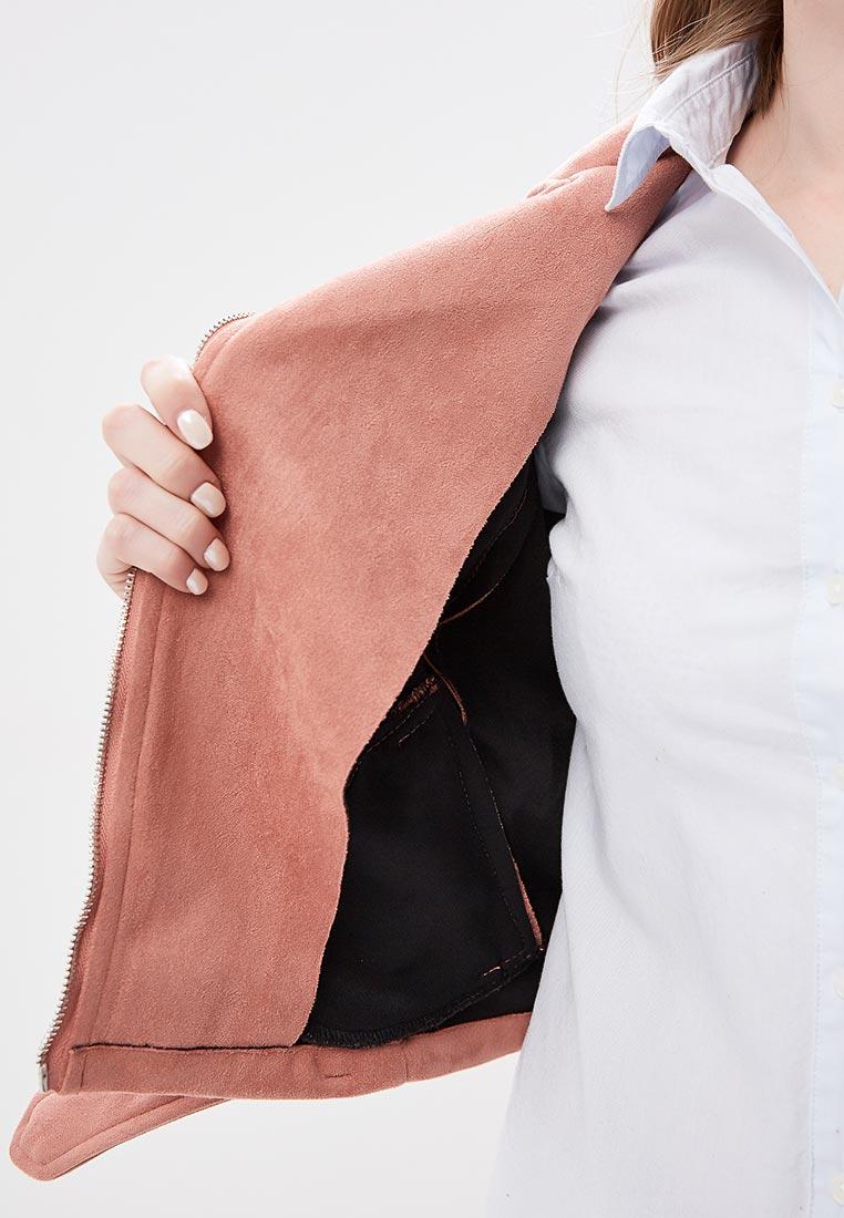 Кожаная куртка Urban Bliss 40JKT13535: изображение 4