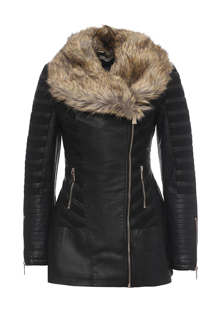 Кожаная куртка Urban Bliss 40jkt10986