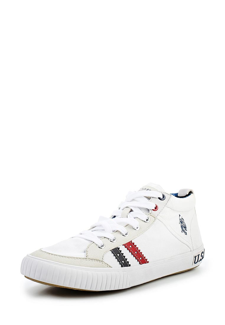 Мужские кеды U.S. Polo Assn. COMET4166S6 CS1