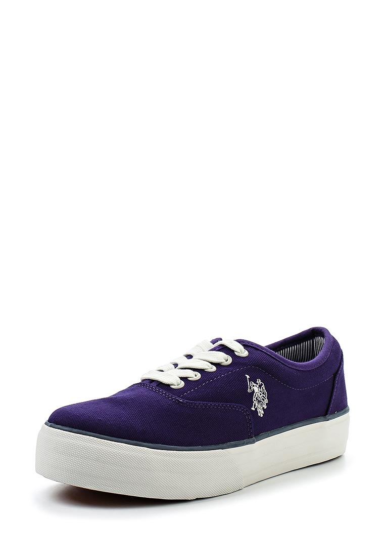 Женские кеды U.S. Polo Assn. PLAIN4118S4 C2