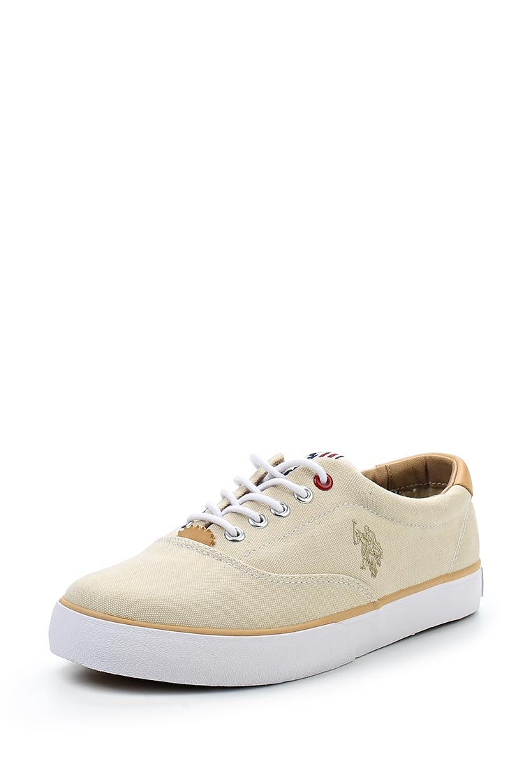 Женские кеды U.S. Polo Assn. GALAD4148W3 CL10