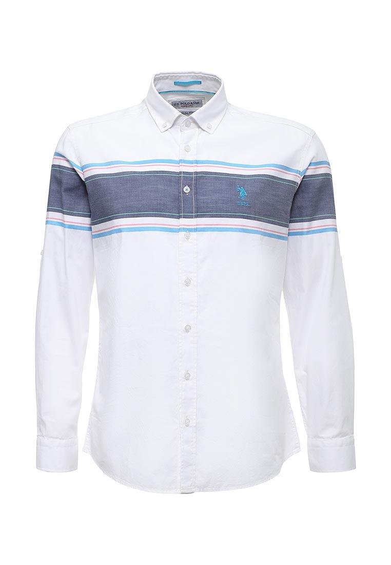 Рубашка с длинным рукавом U.S. Polo Assn. G081SZ004AVİLCARLEN