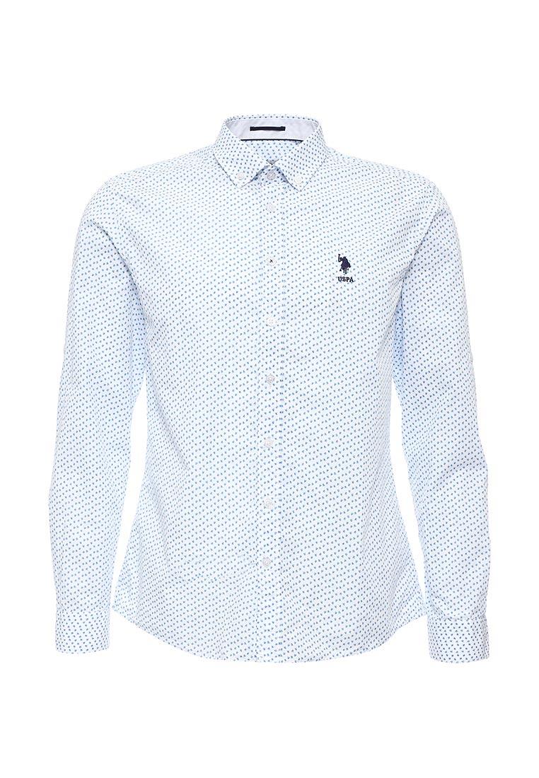 Рубашка с длинным рукавом U.S. Polo Assn. G081SZ004AVİLCARRIER