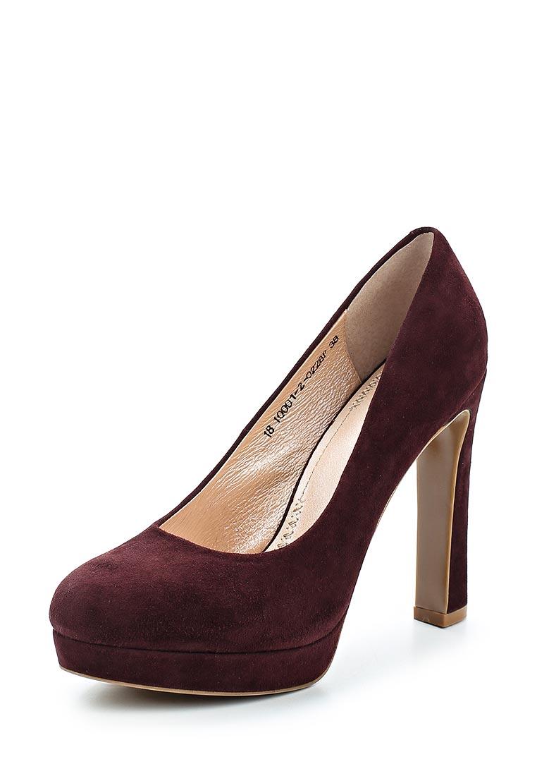 Женские туфли Valley 18 10001-2-0228Р