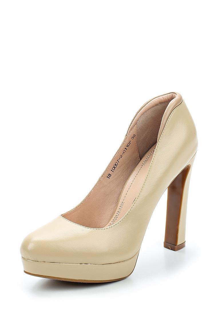 Женские туфли Valley 18 10007-2-0110Р