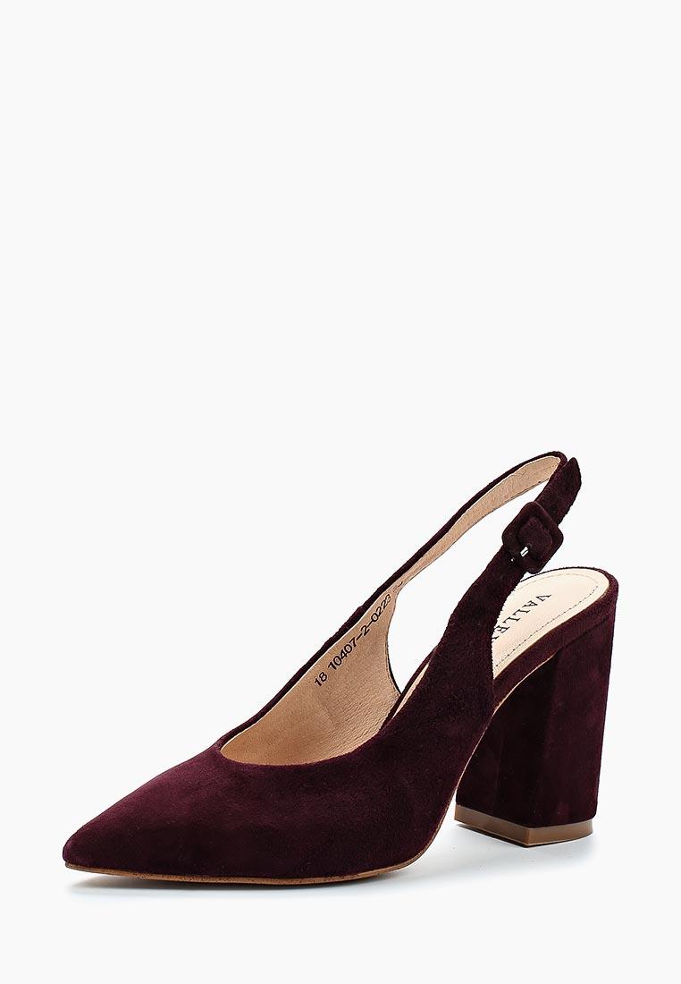 Женские туфли Valley 18 10407-2-0223