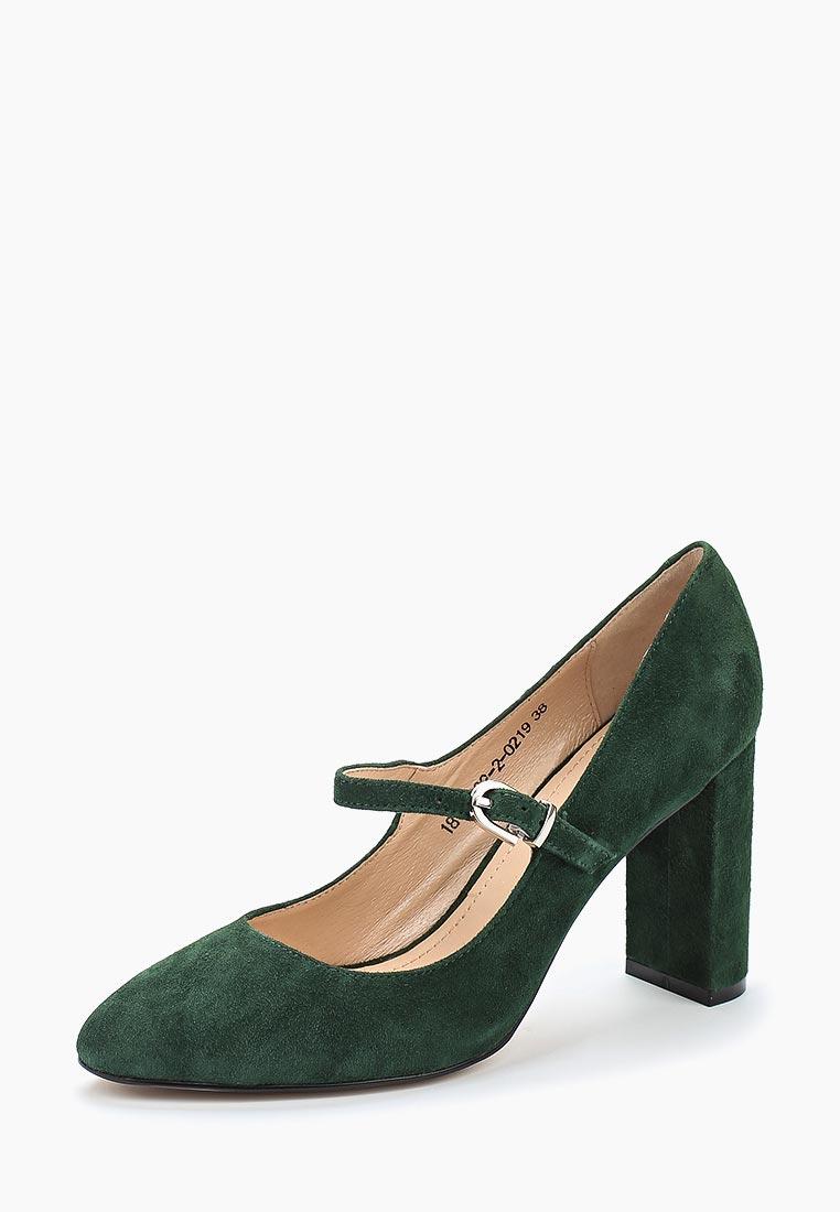 Женские туфли Valley 18 10602-2-0219