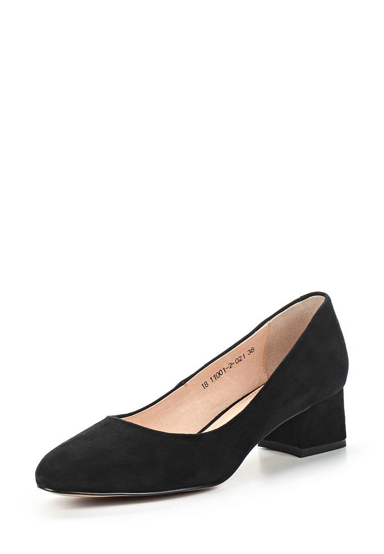 Женские туфли Valley 18 11001-2-021