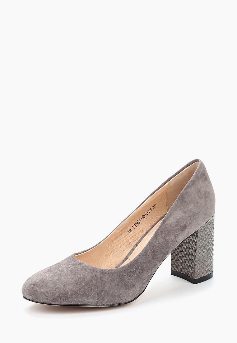 Женские туфли Valley 18 11601-2-023