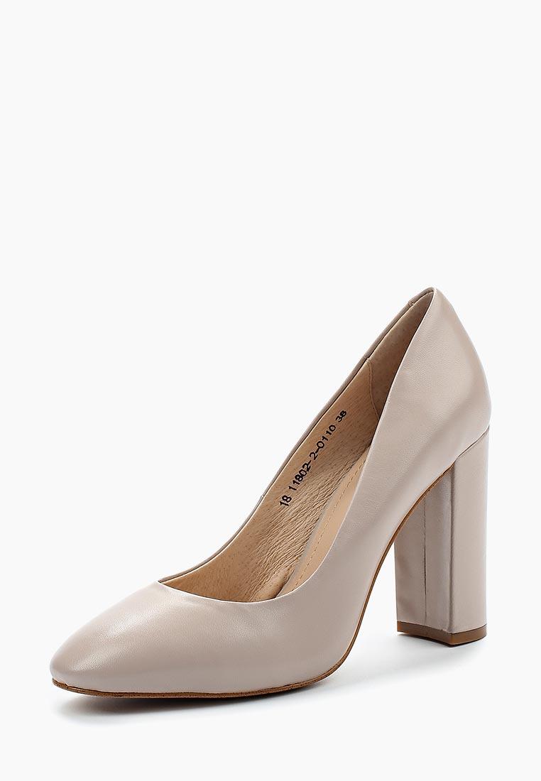 Женские туфли Valley 18 11802-2-0110