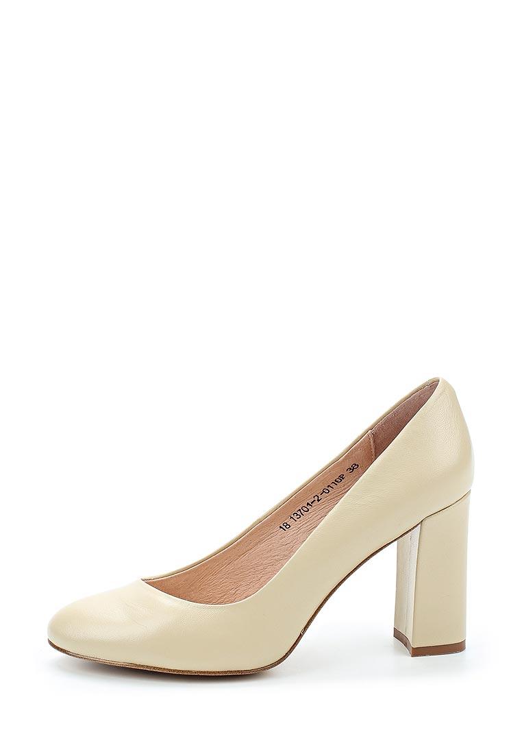 Женские туфли Valley 18 13701-2-0110Р: изображение 2