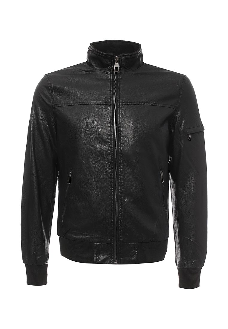 Кожаная куртка Vanzeer B009-FZX-11691
