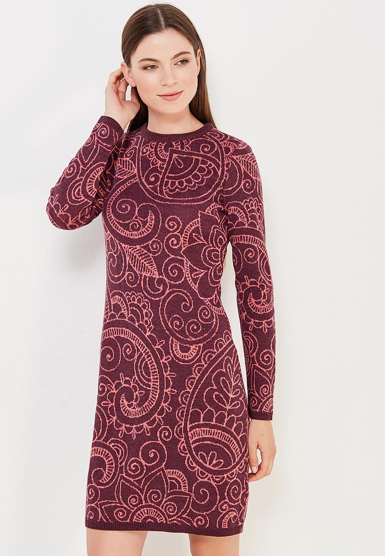 Повседневное платье VAY 2194