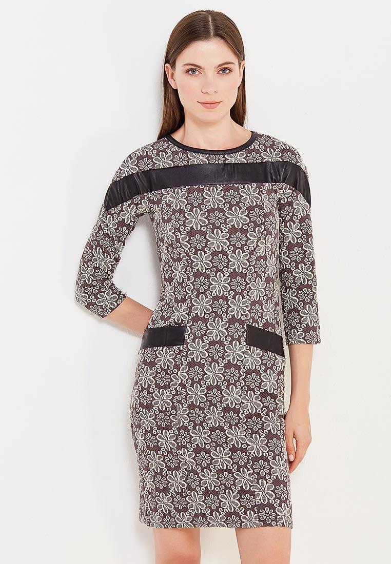Повседневное платье VAY 3154