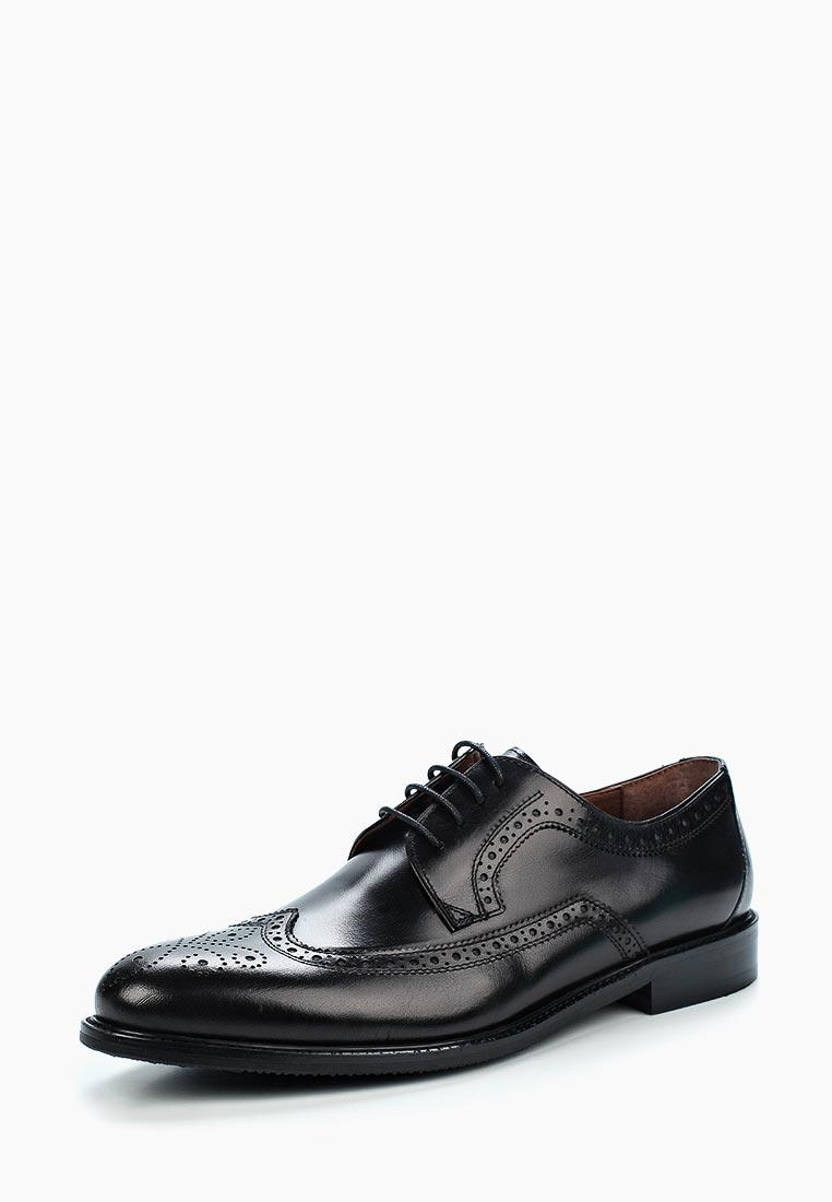 Мужские туфли Valor Wolf 0834A-02