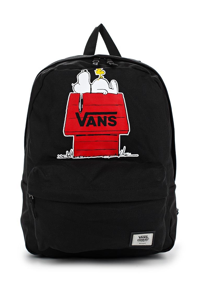 Городской рюкзак VANS VA3AOWBLK